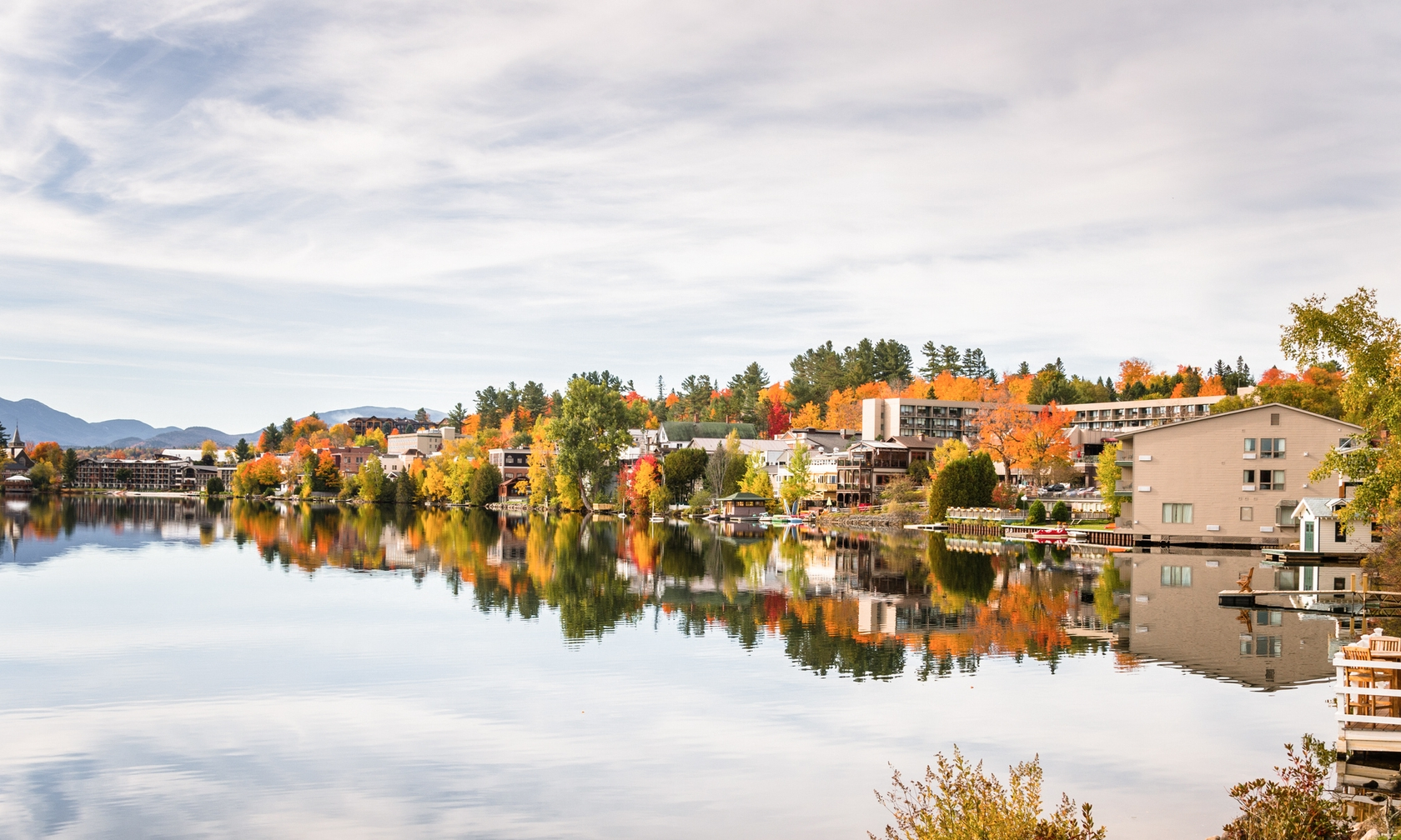 Cabin and lodging rentals in Lake Placid