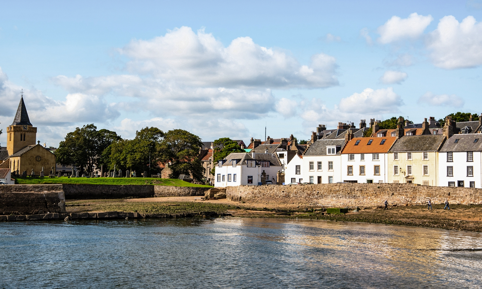 Holiday rental houses in Anstruther