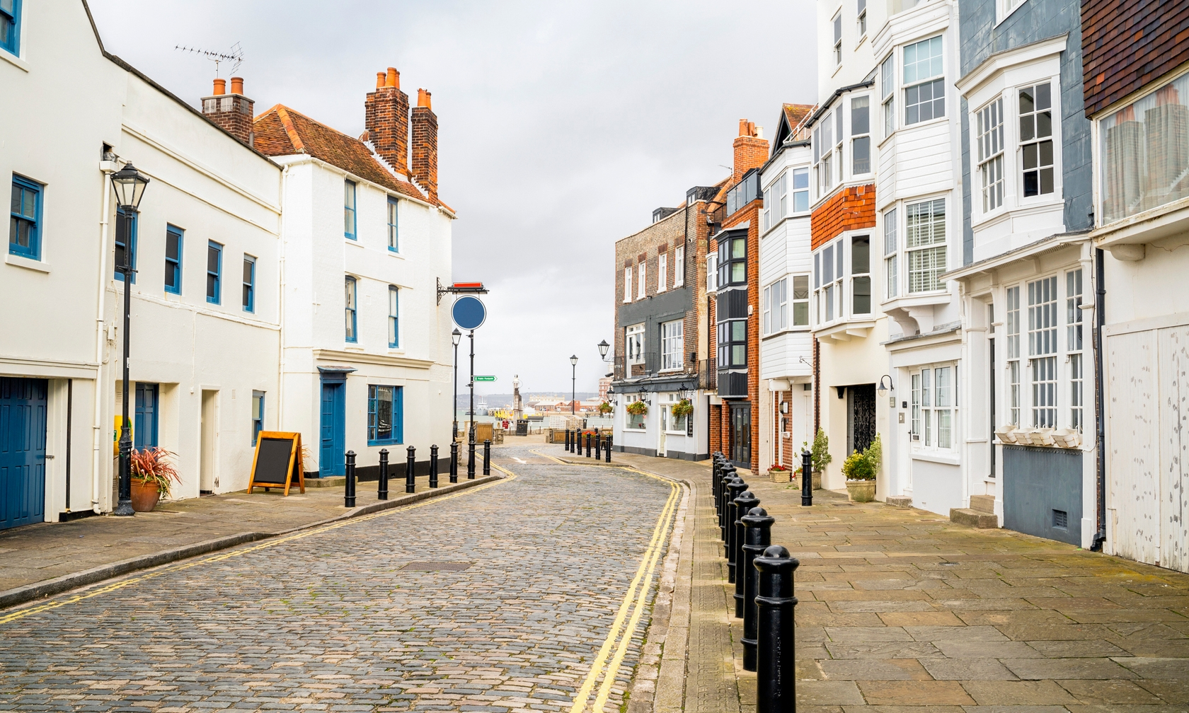 Holiday cottages in Portsmouth