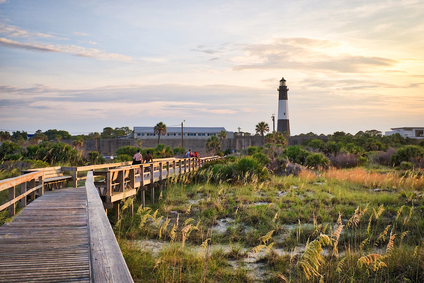 Vacation rental beach houses in Tybee Island