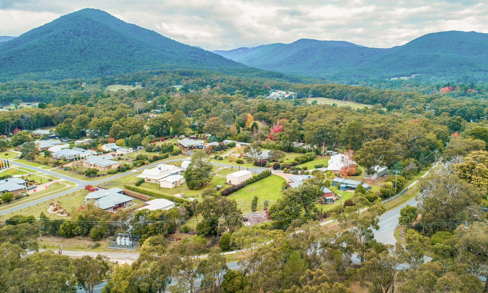 Holiday rental houses in Healesville