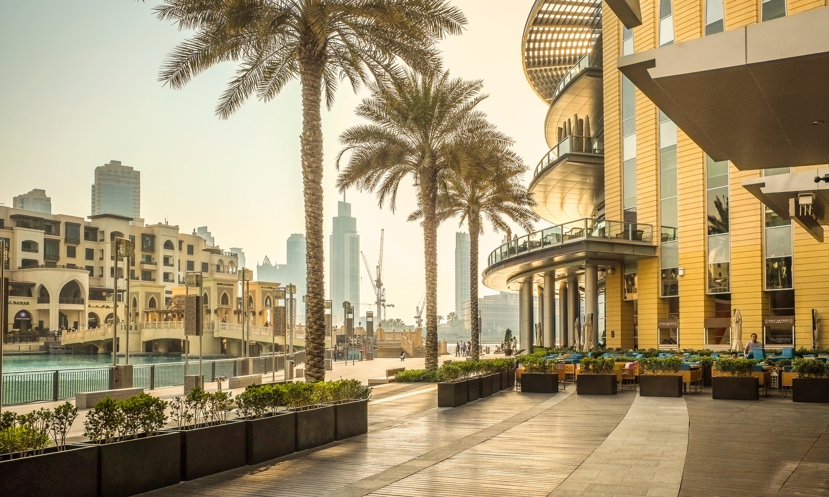 Villa and apartment rentals in Dubai