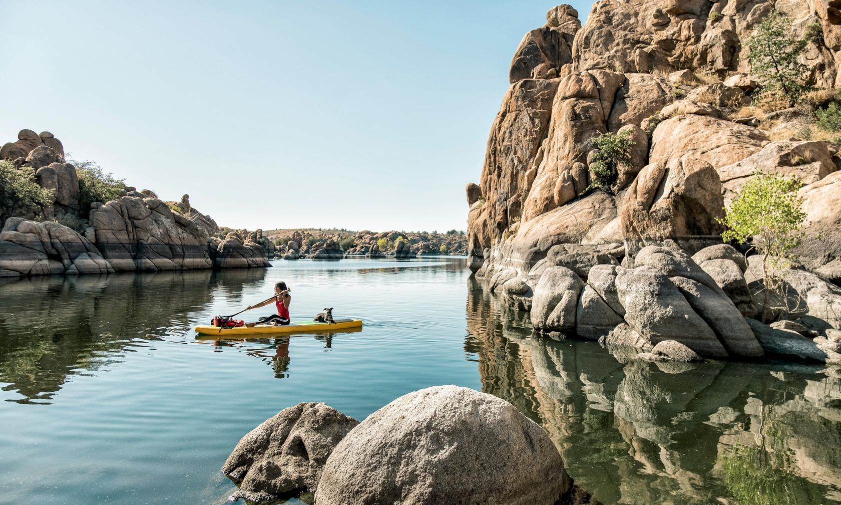 Vacation rentals in Prescott
