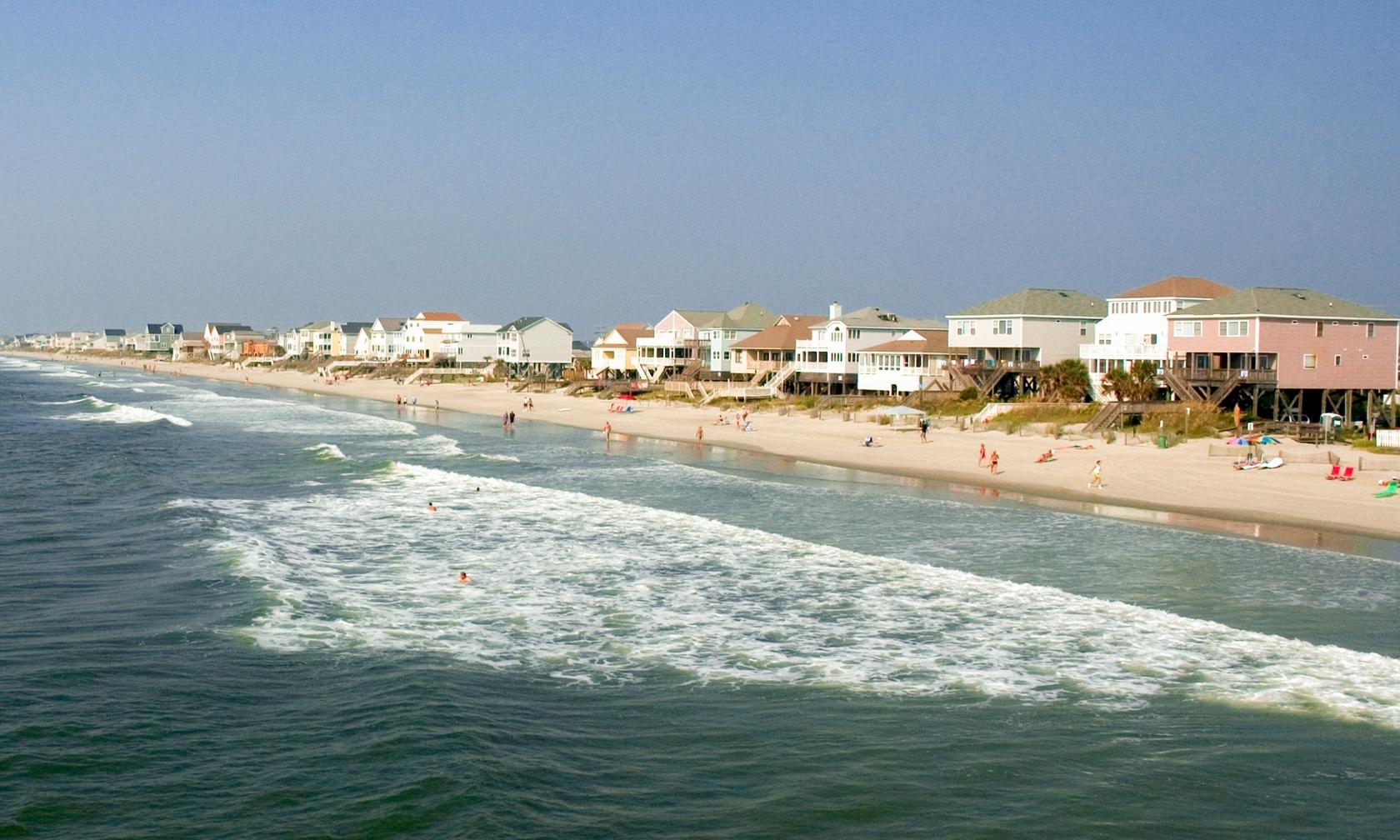 Vacation rentals in Surfside Beach