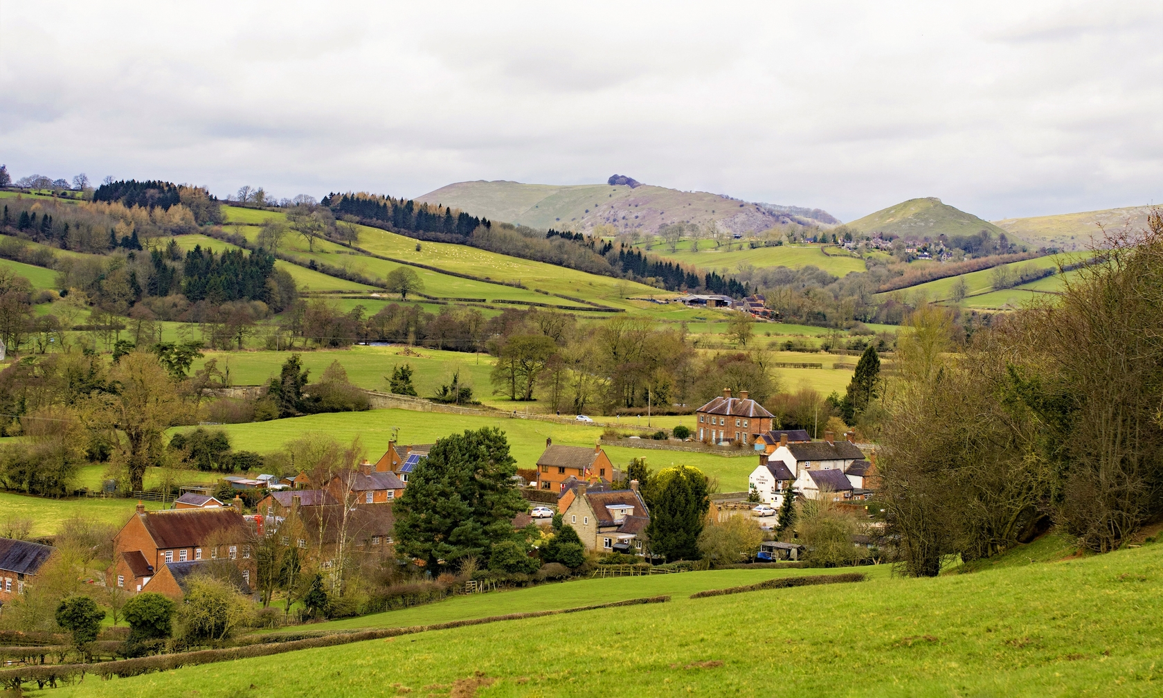 Holiday rental houses in Ashbourne