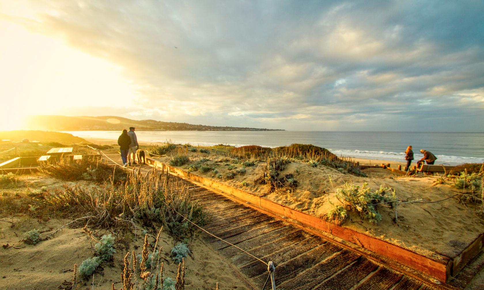 Vacation rentals in Monterey