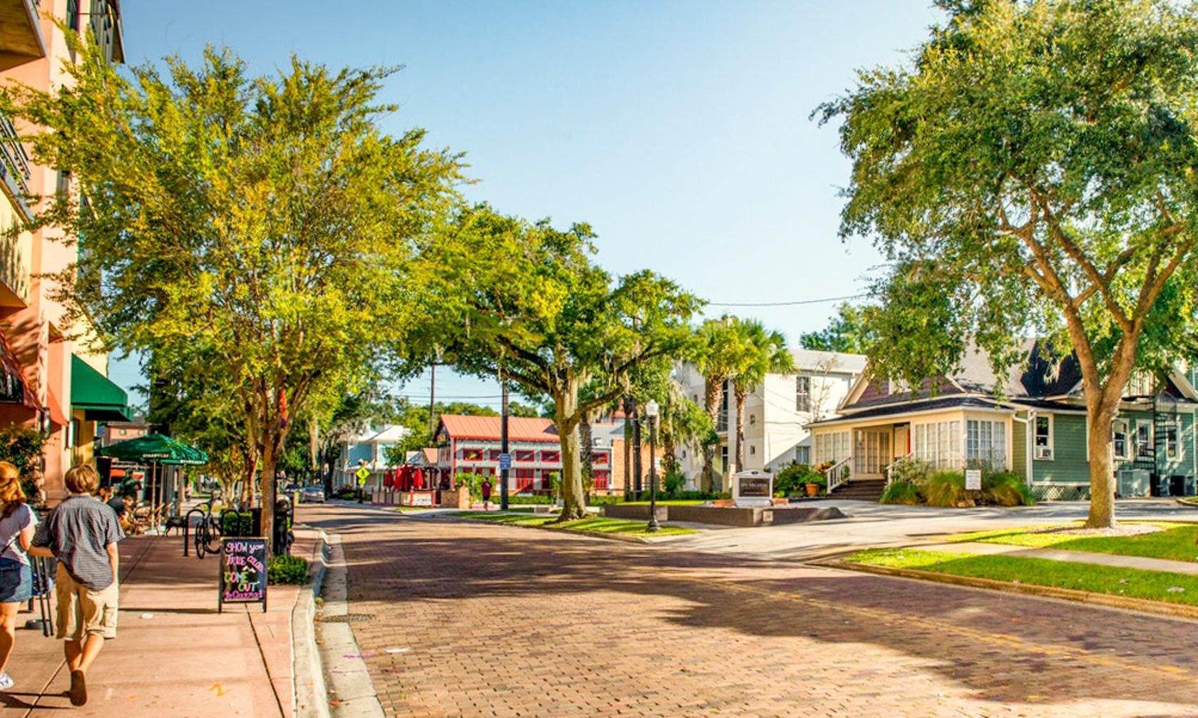 Vacation rentals in Orlando