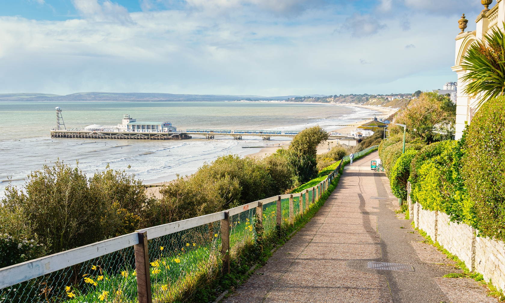 Vacation rentals in Bournemouth