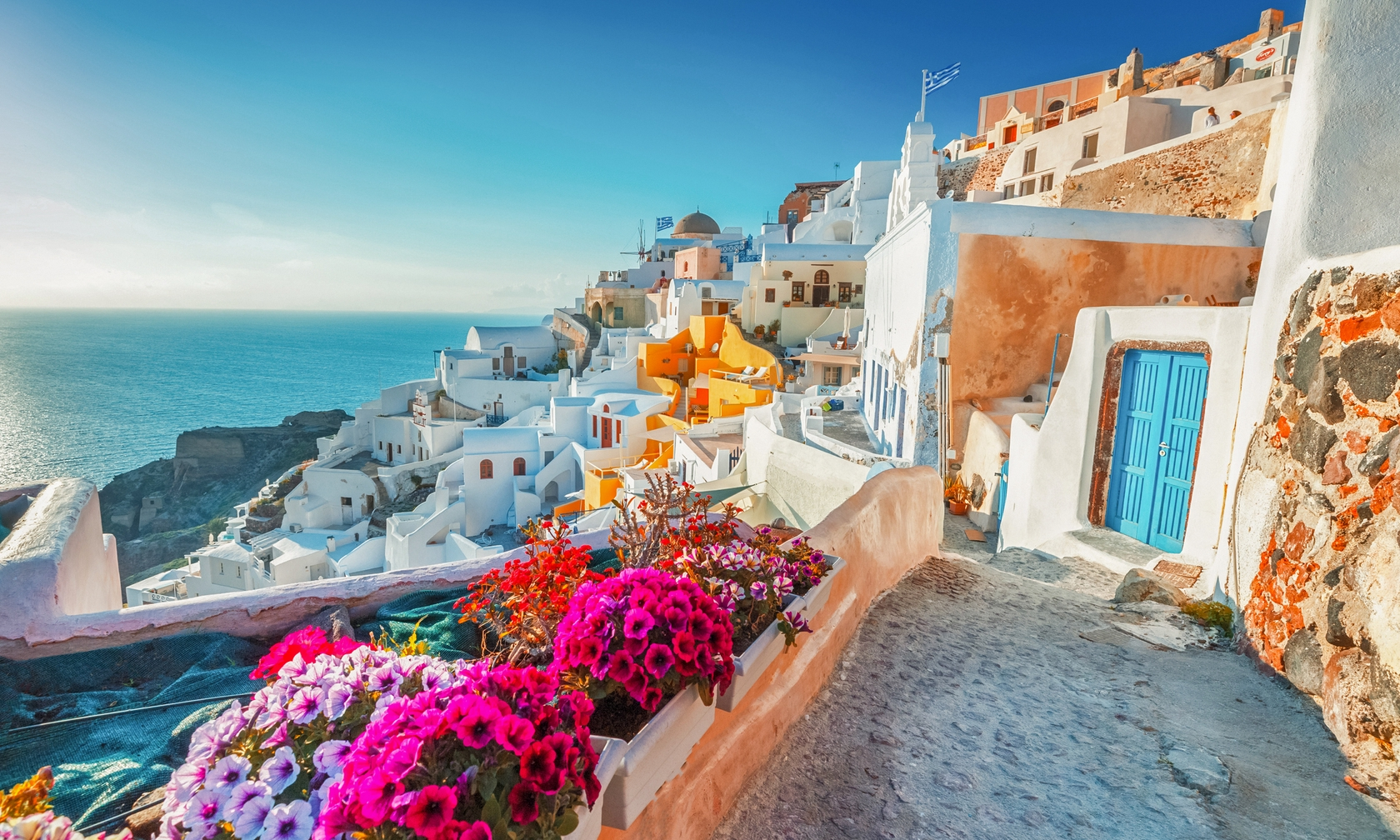 Vacation rentals in Greece