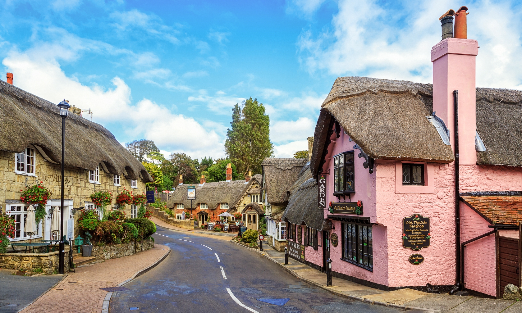 Holiday cottages in Isle of Wight