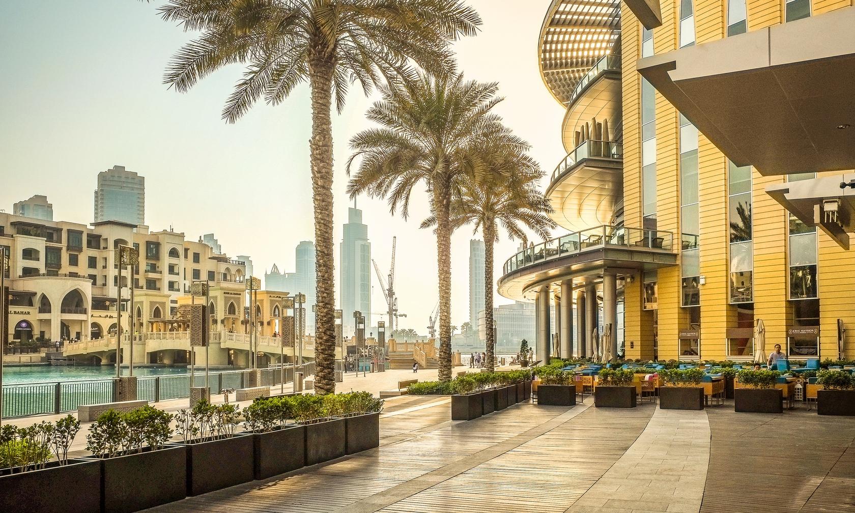 Vacation rental apartments in Dubai