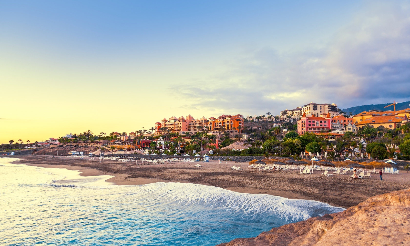 Vacation rentals in Los Cristianos