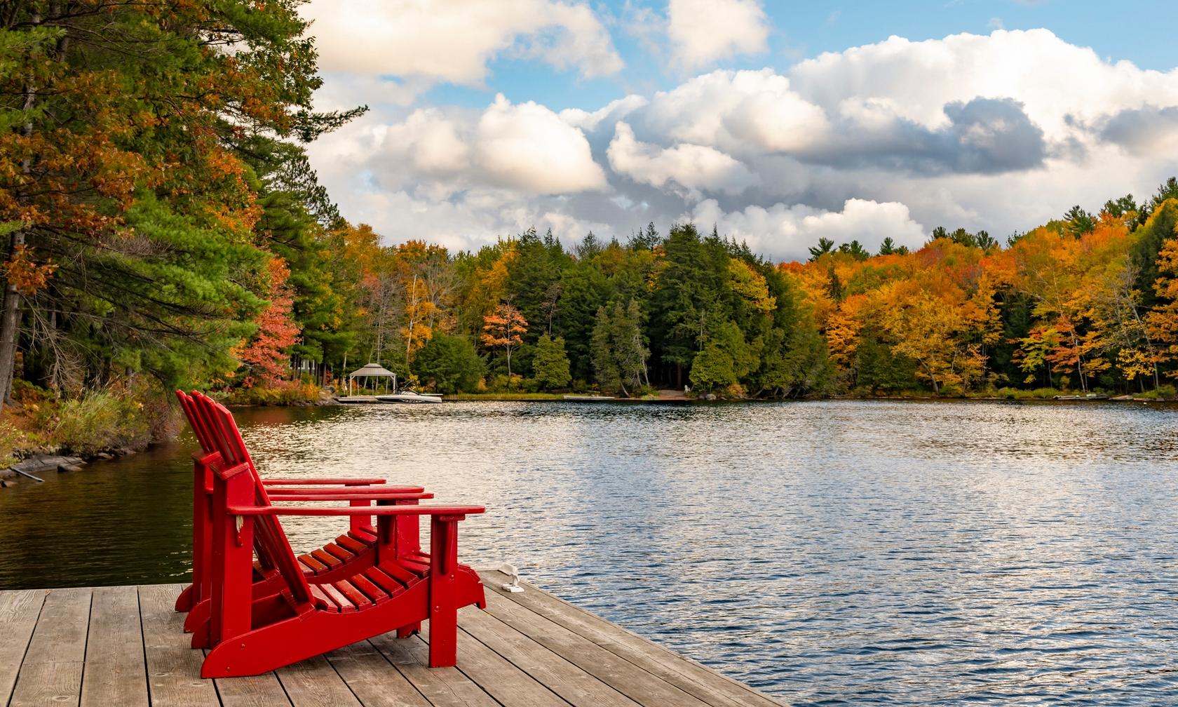 Vacation rentals in Muskoka Lakes