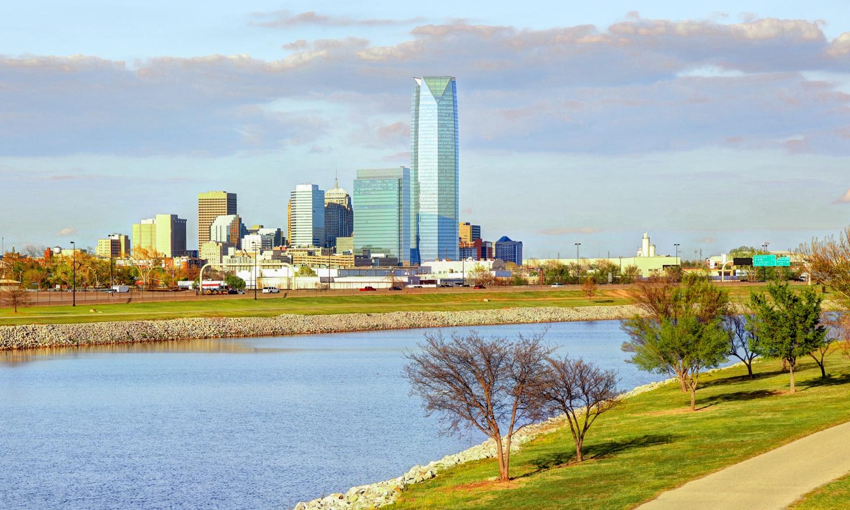 Vacation rentals in Oklahoma City