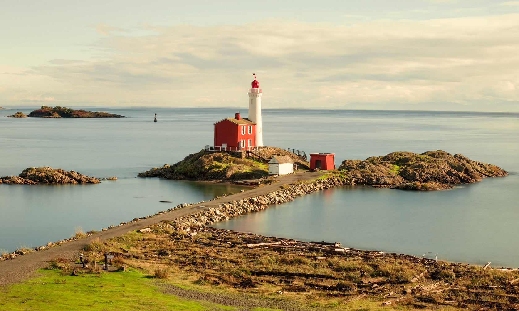 Cabin and cottage rentals in Vancouver Island