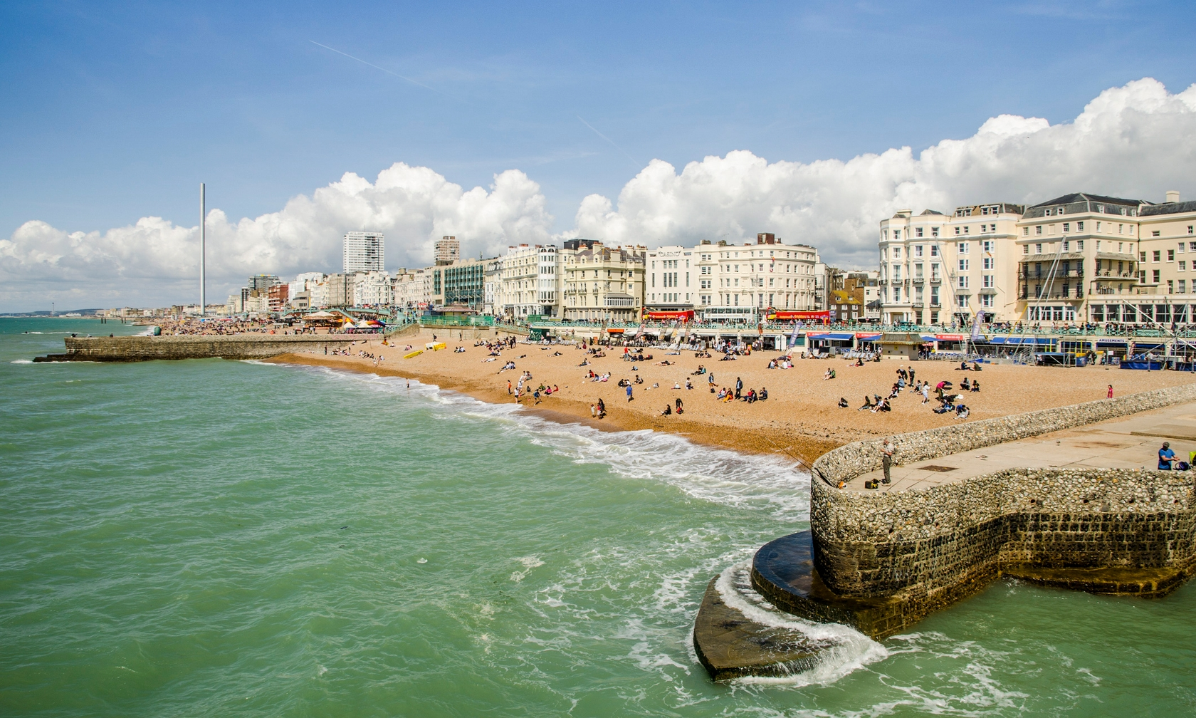 Holiday lettings in Brighton