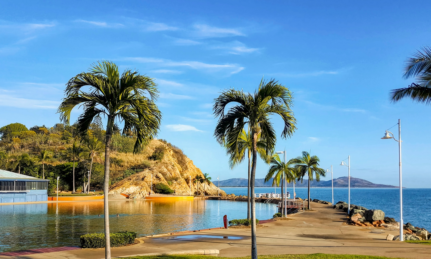Holiday rental apartments in Townsville