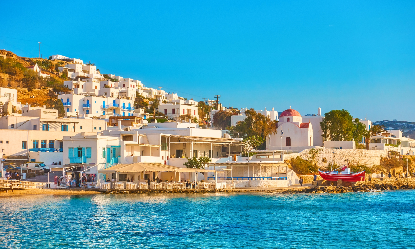 Villa and house rentals in Mykonos