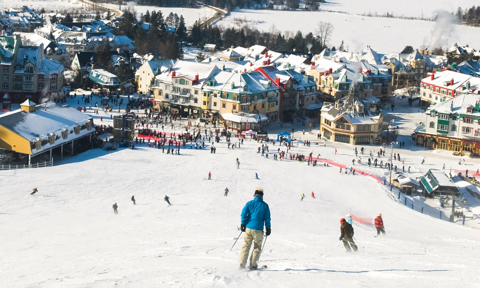 Vacation rental chalets in Mont-Tremblant