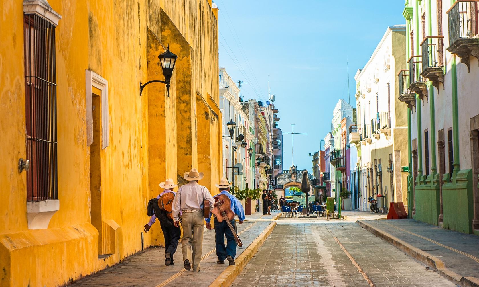 Vacation rentals in Mexico
