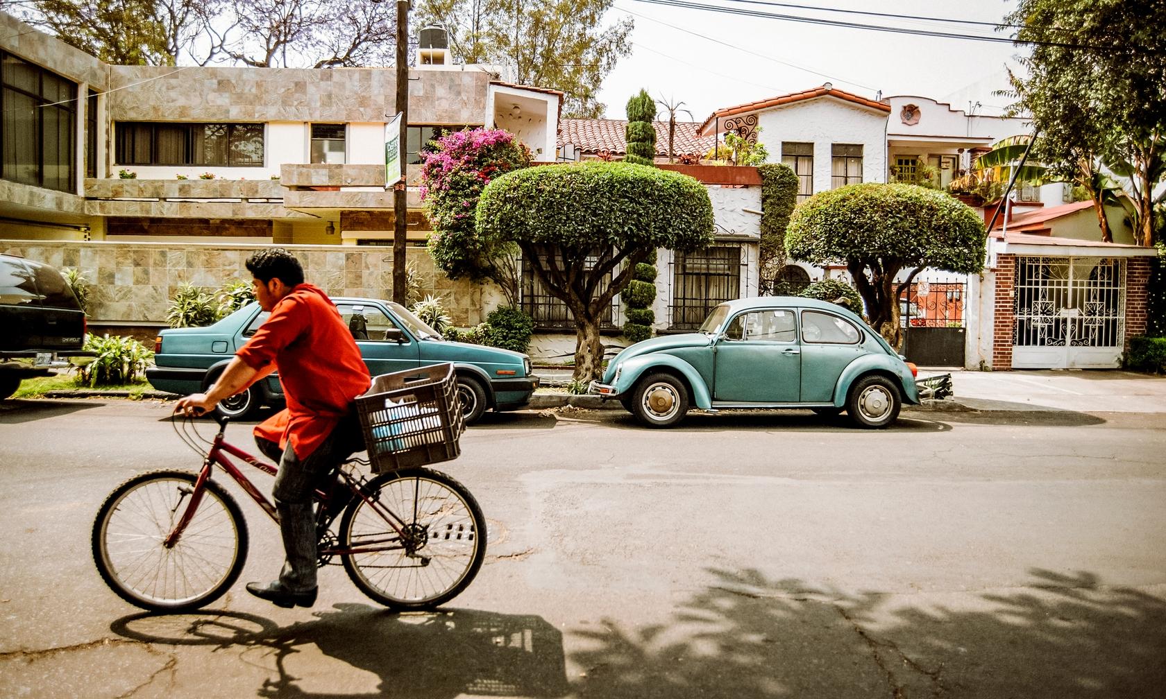 Vacation rentals in Mexico City