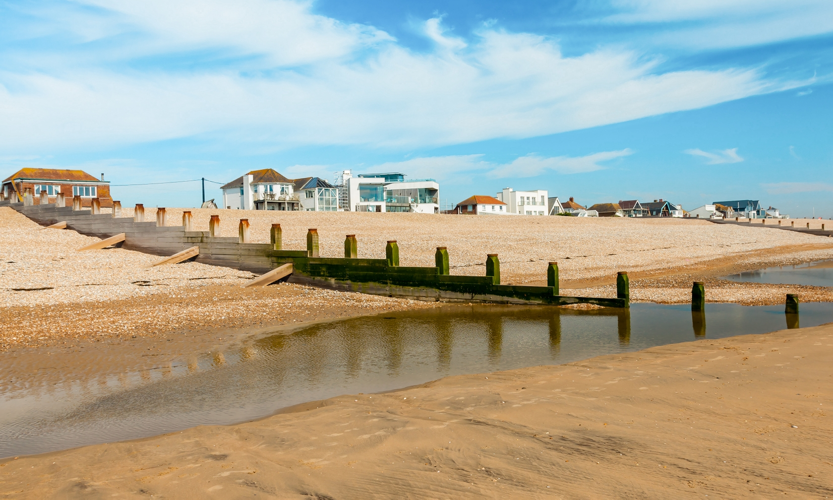 Holiday rentals in Camber Sands