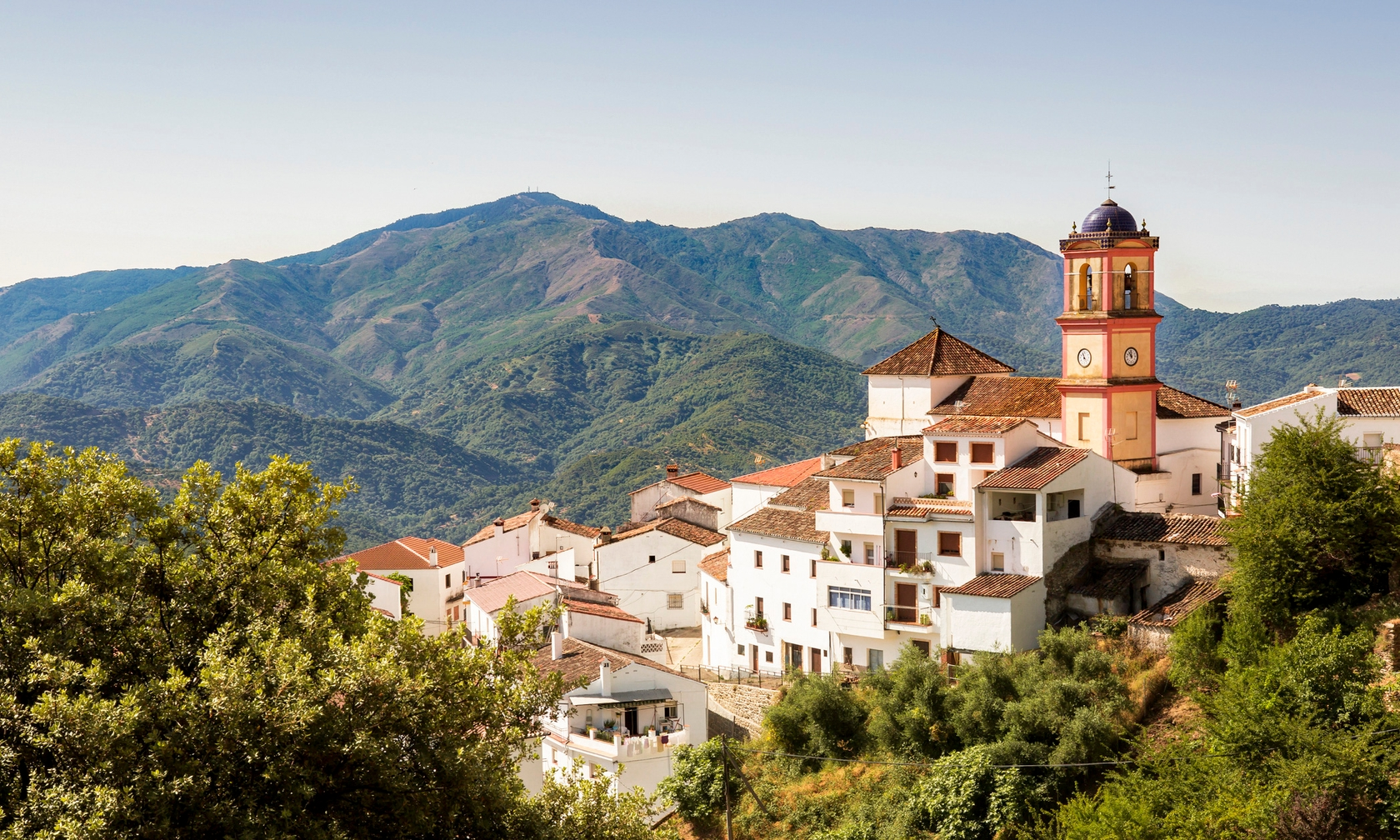Holiday rentals in Andalusia
