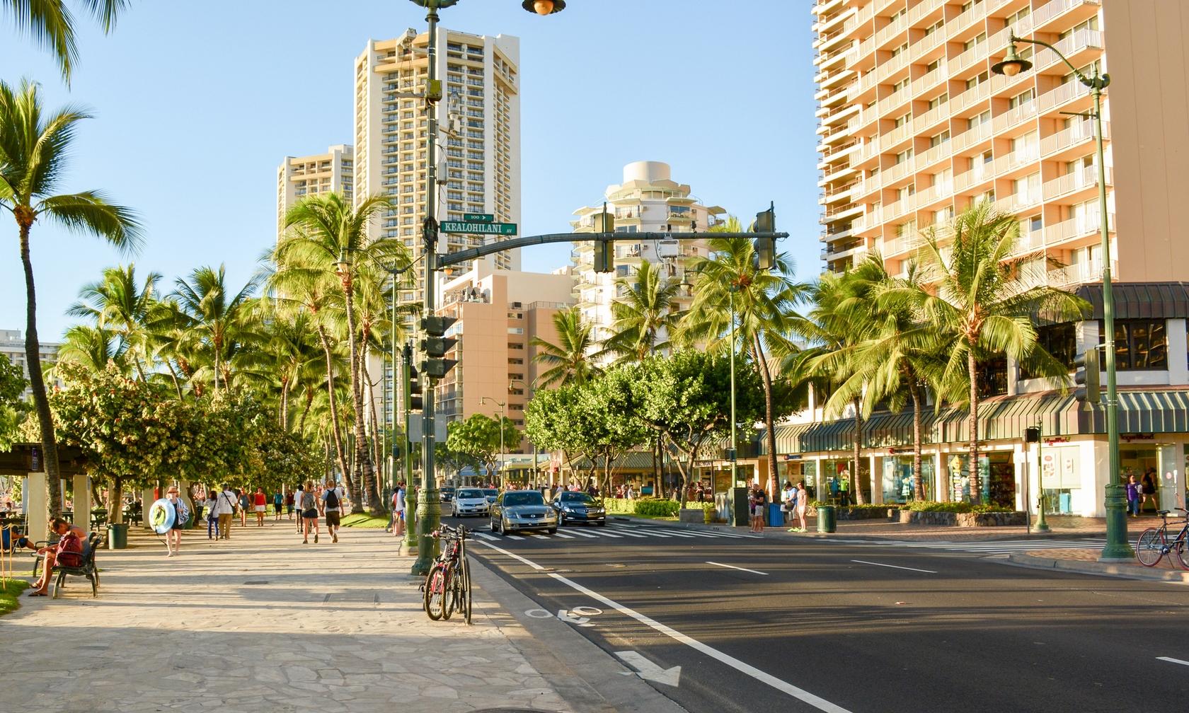 Vacation rentals in Waikiki Beach