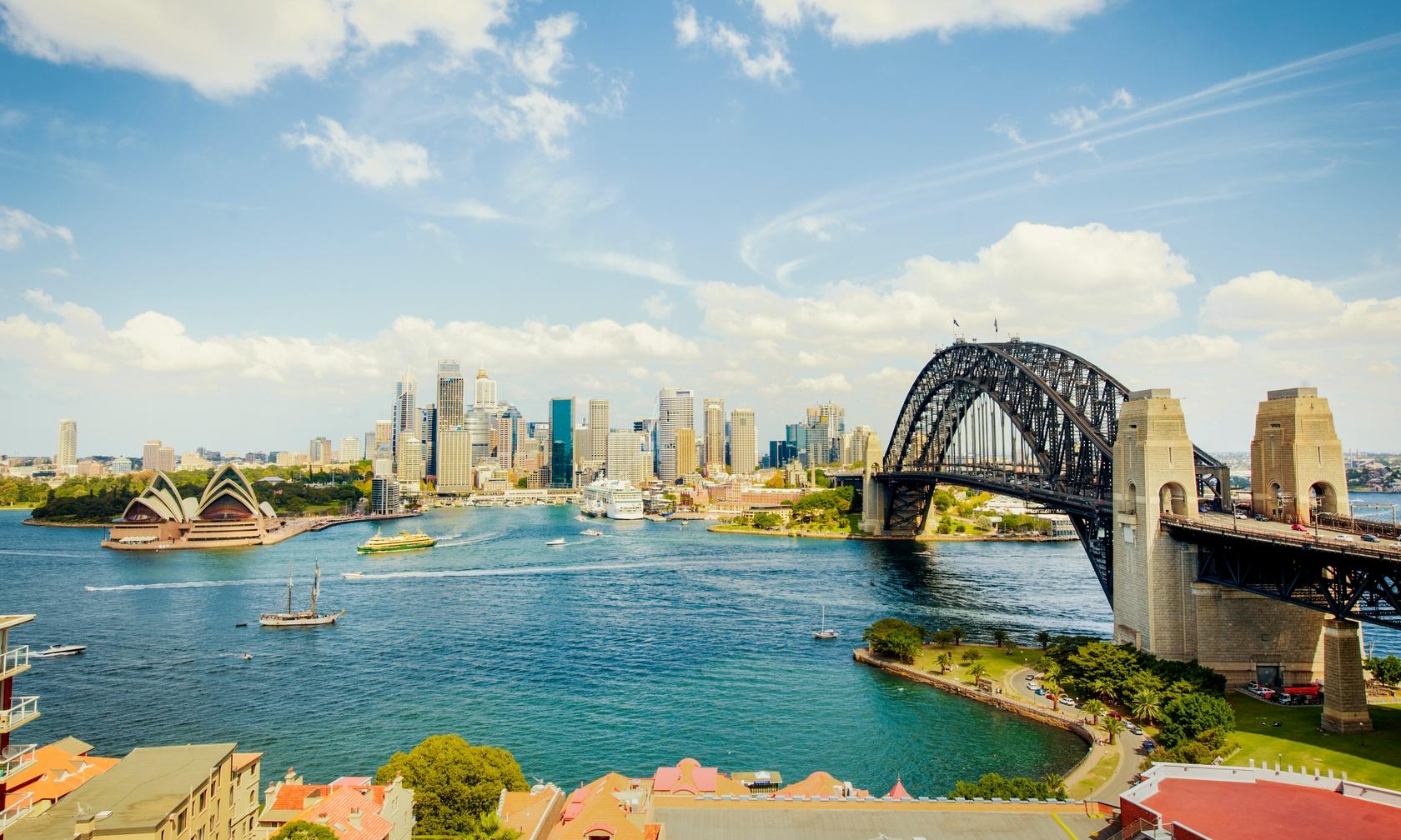 Vacation rentals in Sydney