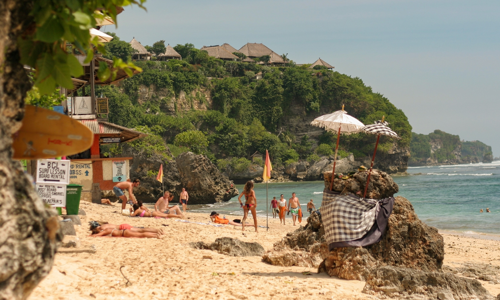 Vacation rentals in Bingin Beach