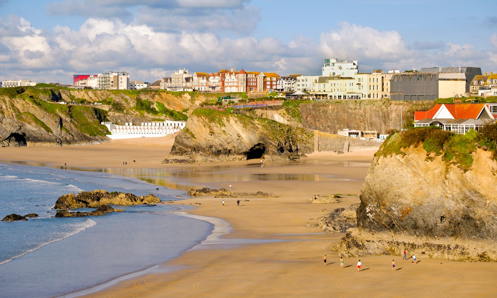 Holiday cottages in Newquay