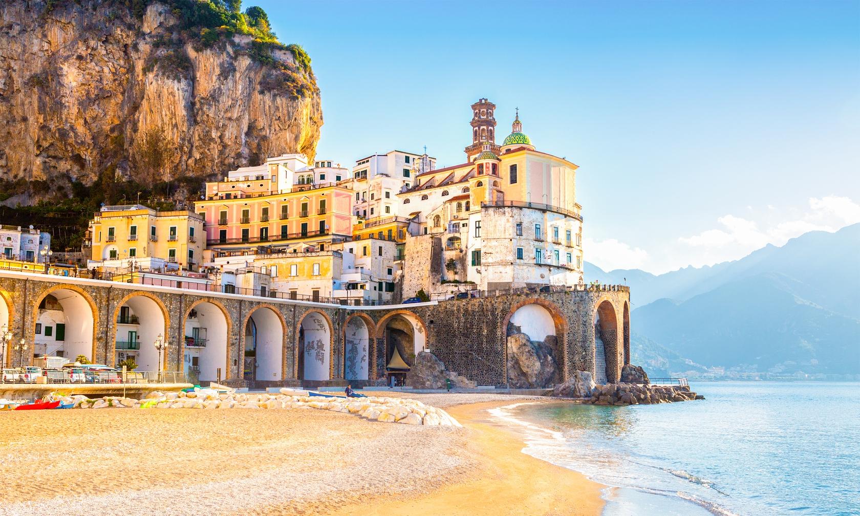 Vacation rentals in Positano