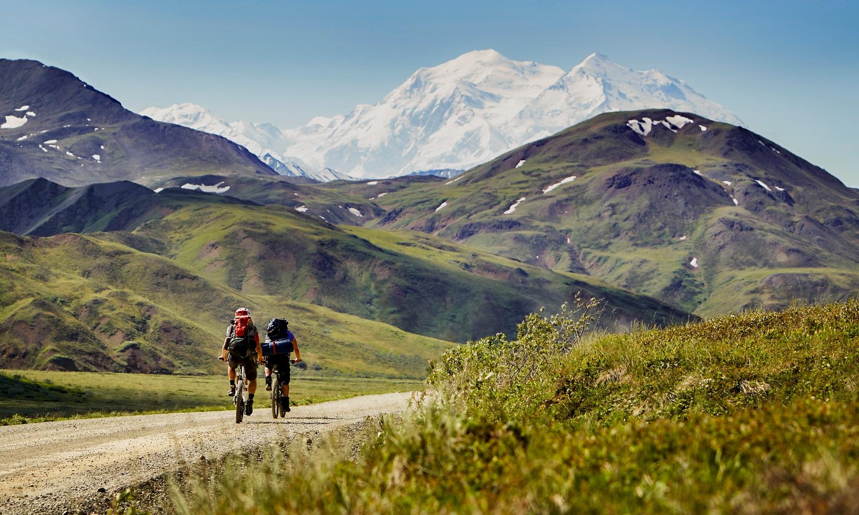 Vacation rentals in Alaska