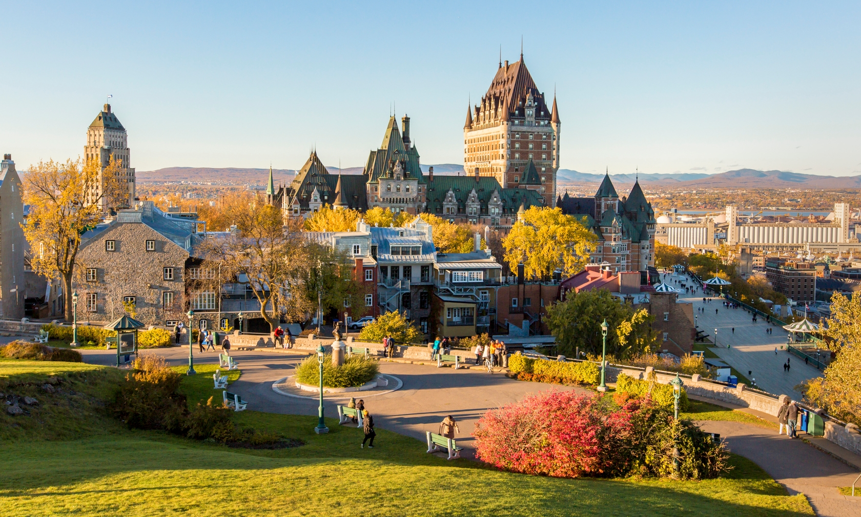 Vacation rentals in Quebec City