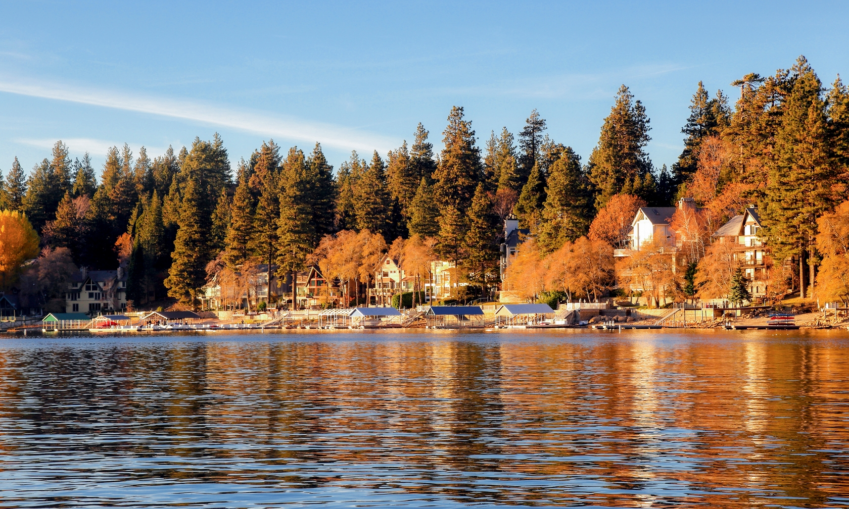 Cabin and house rentals in Lake Arrowhead