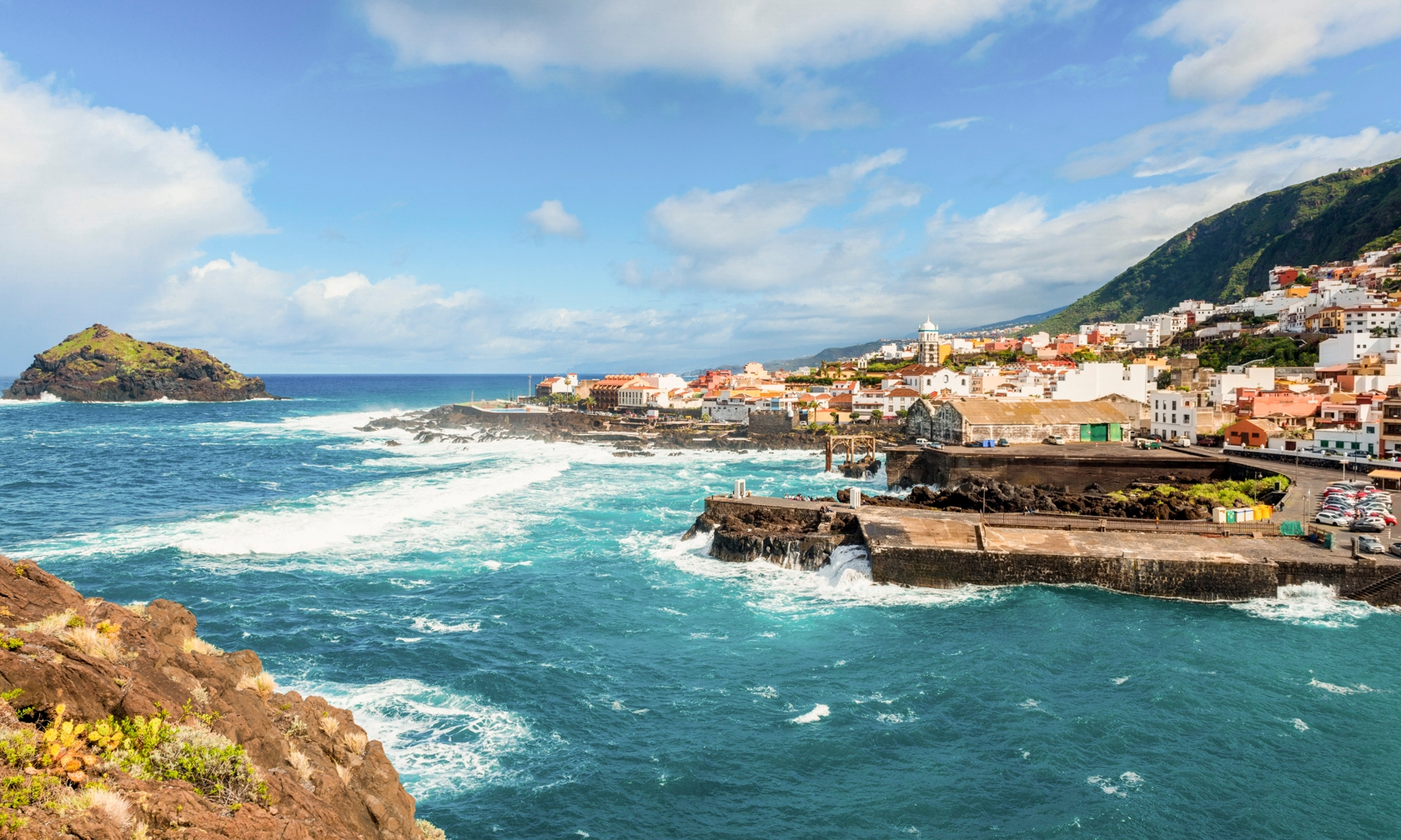 Apartment and condo vacation rentals in Tenerife