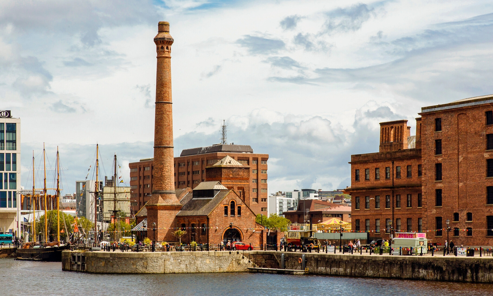 Holiday lettings in Liverpool