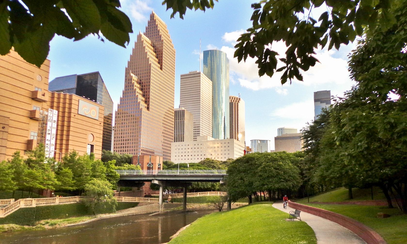 Vacation rental apartments in Houston