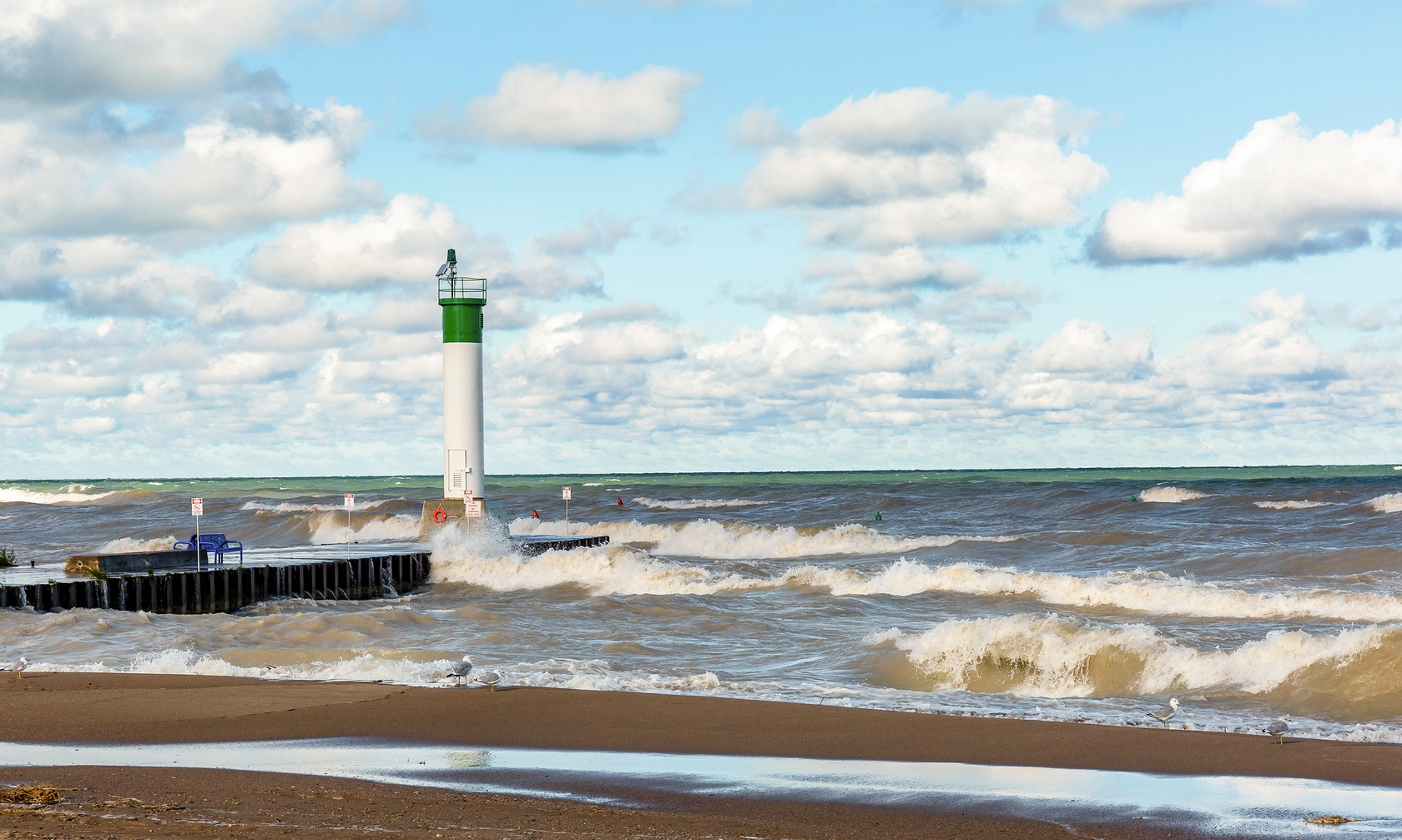 Vacation rental cottages in Grand Bend