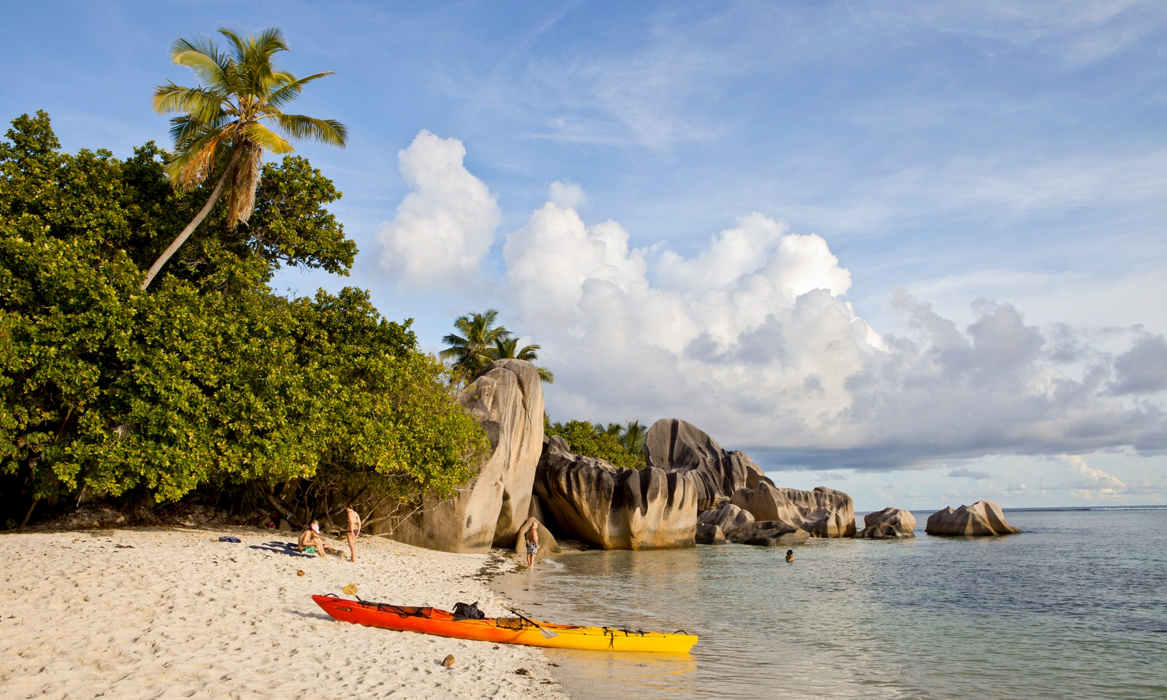 Apartment and villa vacation rentals in Seychelles