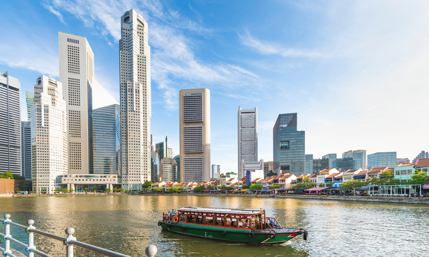 Holiday rental apartments in Singapore