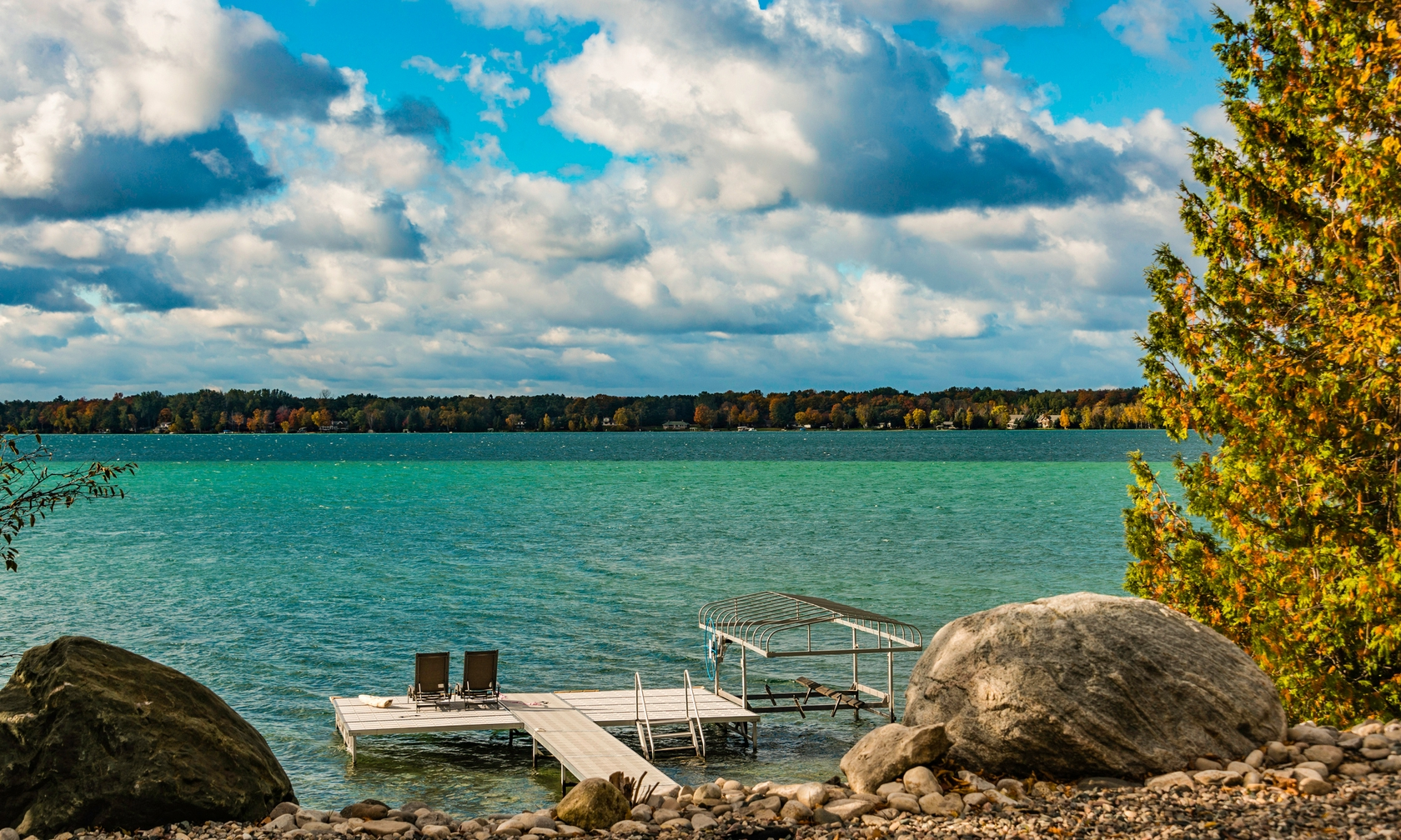 Cabin and house rentals in Torch Lake
