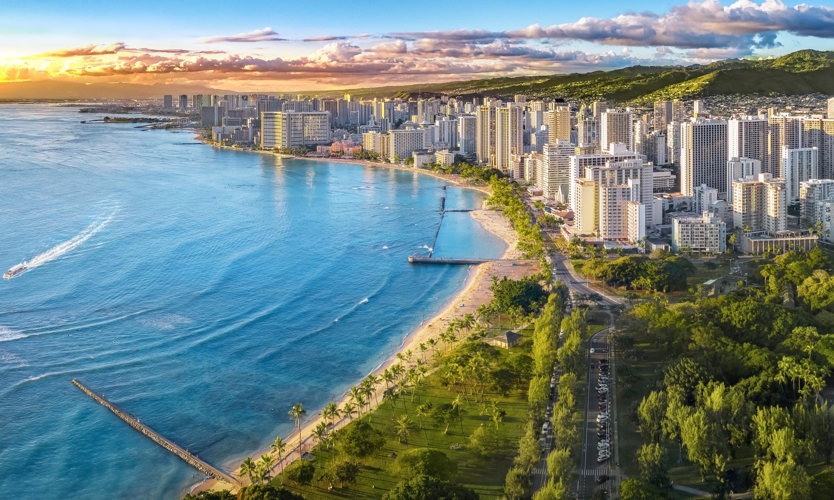 Vacation rental condos in Honolulu