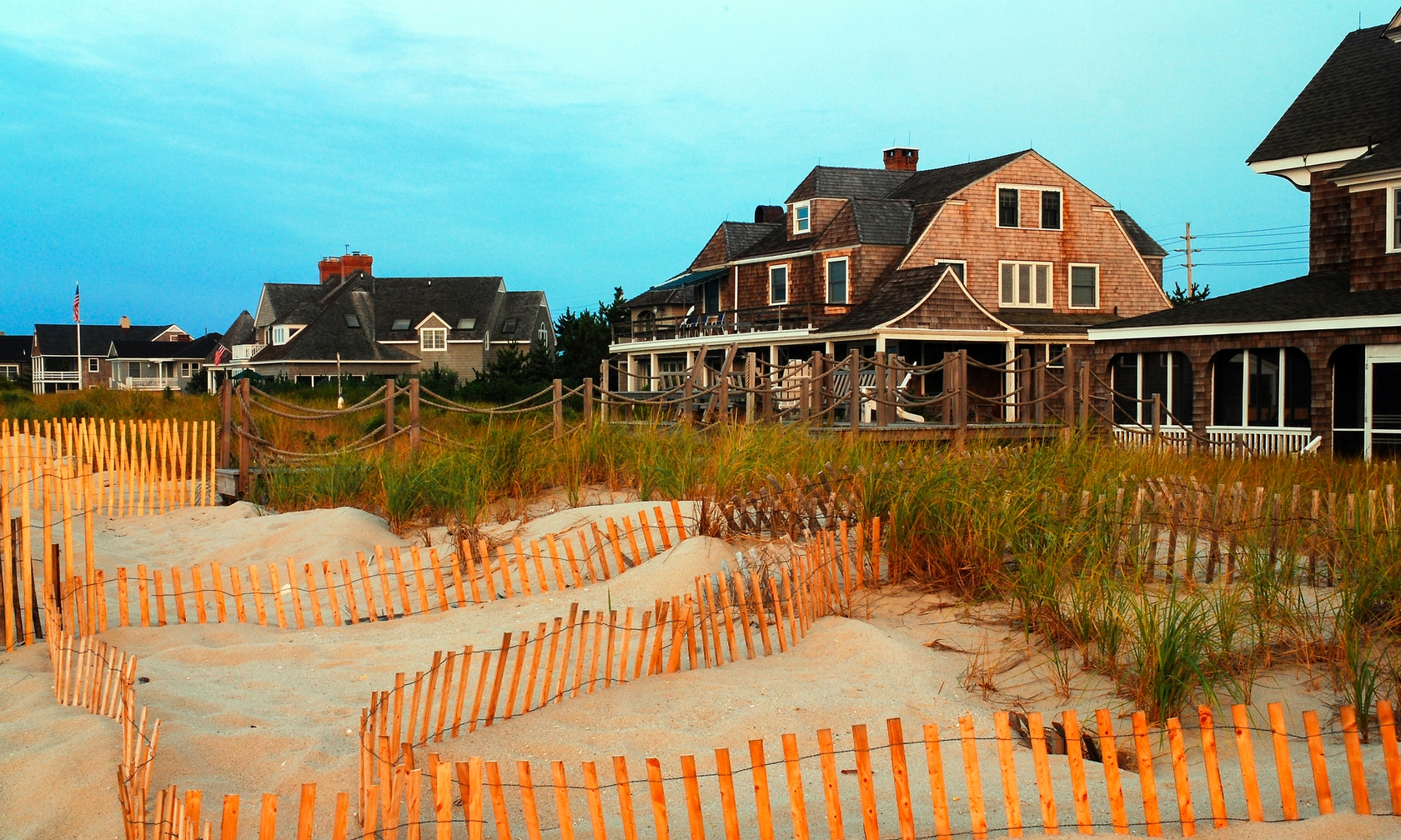Vacation rental beach houses in the Jersey Shore