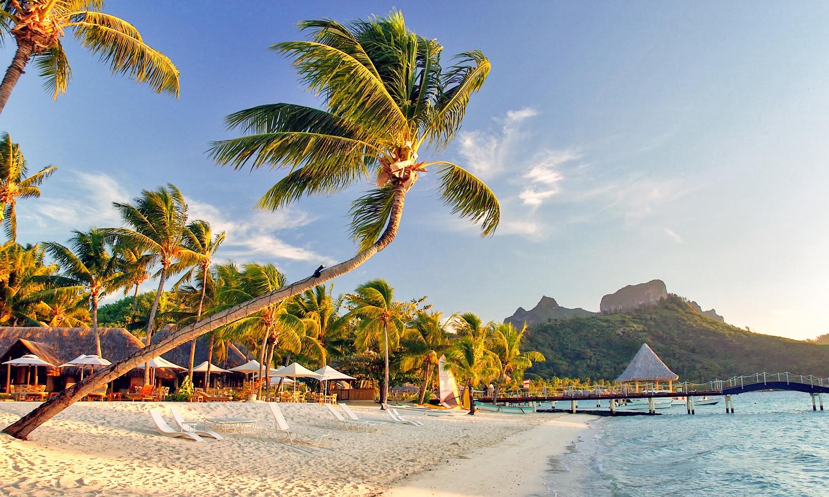 Vacation rentals in Bora-Bora