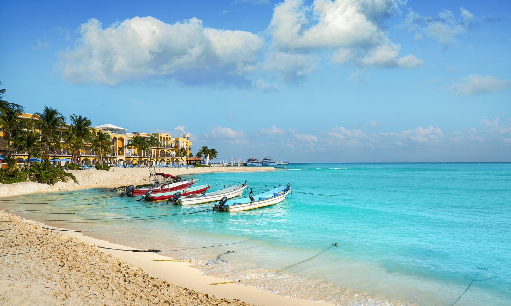 Vacation rentals in Playa del Carmen