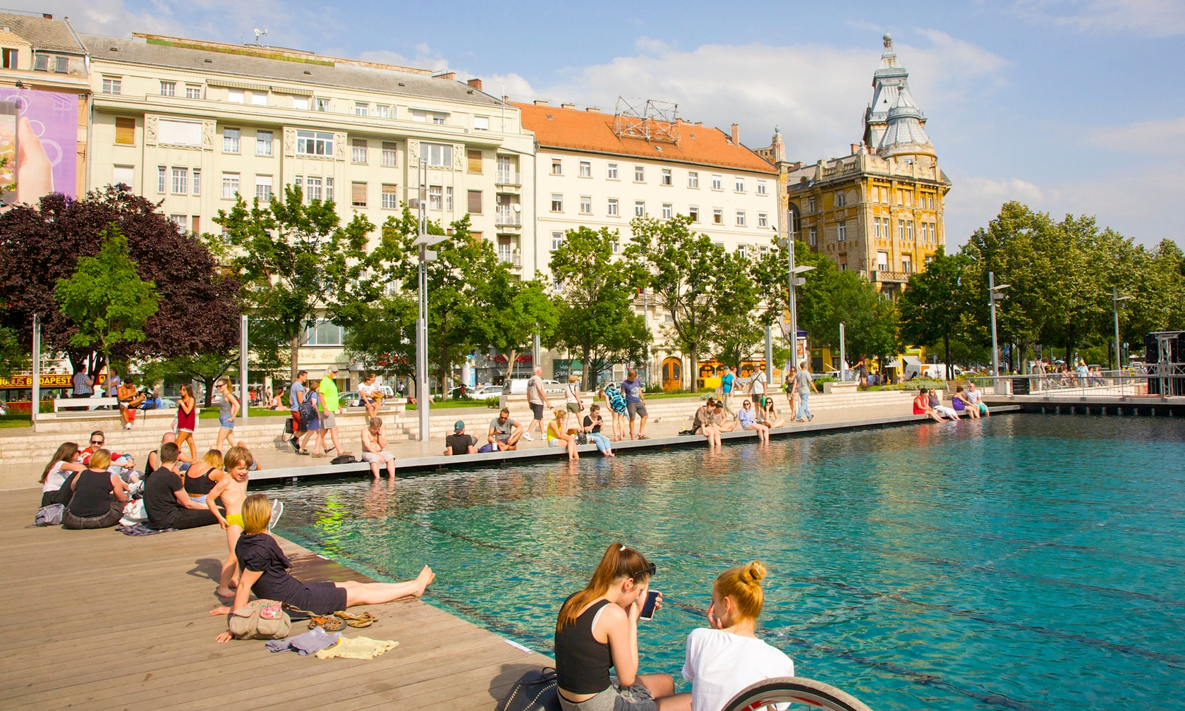 Vacation rentals in Budapest