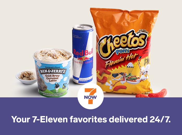 7NOW Delivery Promo Image