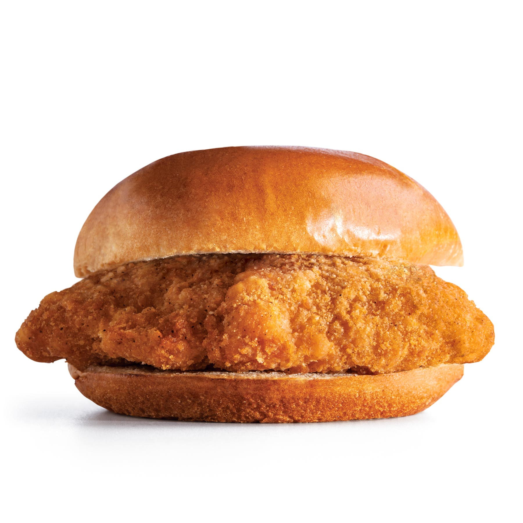 7-Eleven's Chicken Sandwich, a hot meal on the go.