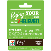 7-Eleven Gift Card Everyday